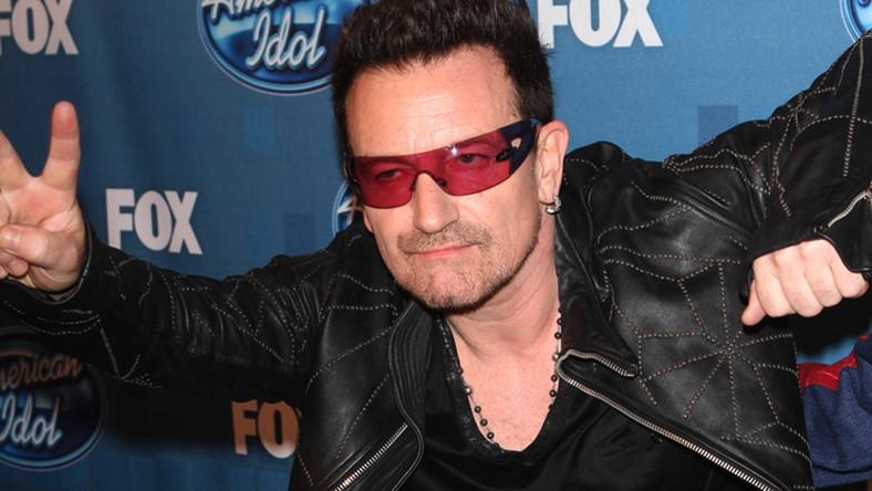 Bono nie jest miliarderem