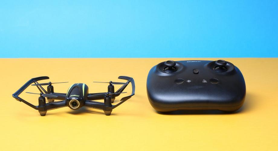 Sportliche Mini-Drohne im Test: Navigator U31W von UdiRC