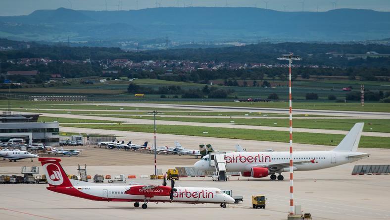 Niemcy: dziki strajk pilotów linii Air Berlin