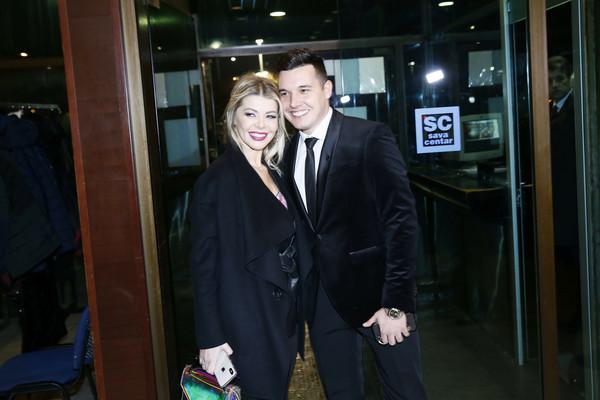 Danijela Karić i Ivan Mileusnić
