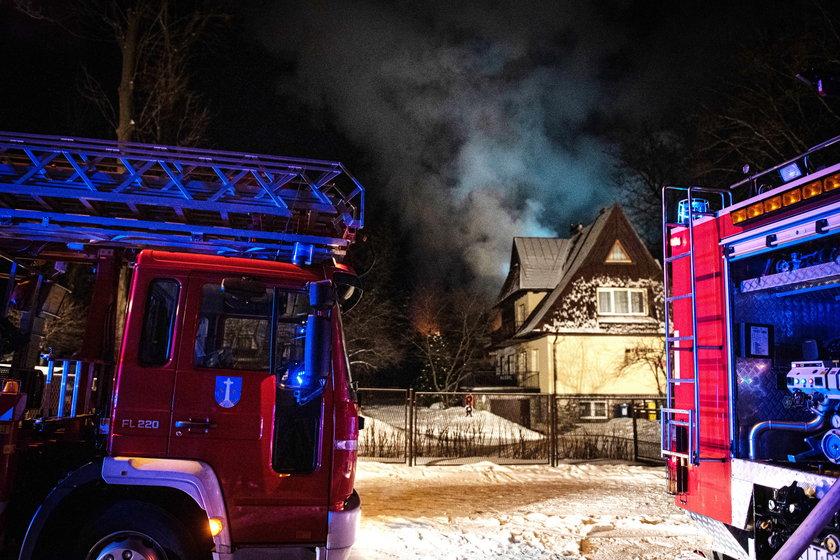 Zwłoki trzech osób w pensjonacie w Zakopanem. 29-latek z zarzutem zabójstwa