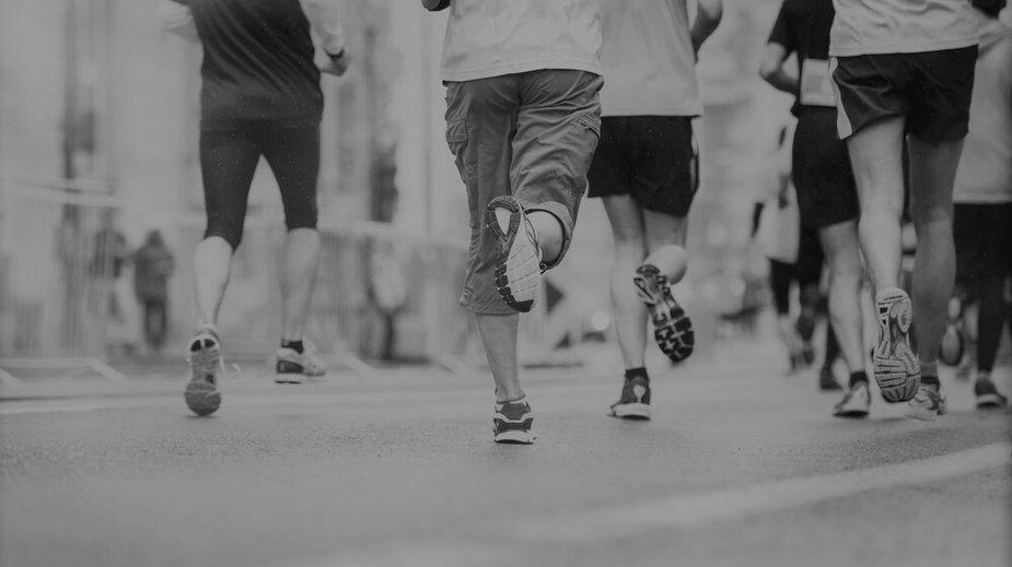 Radom. Tragedia na półmaratonie. 49-letni biegacz zmarł tuż przed metą