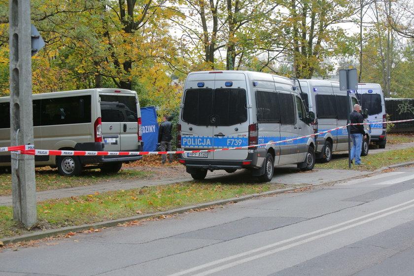 Zwłoki znalezione na Kosynierów Gdyńskich