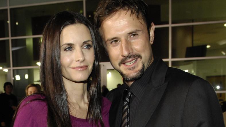 Courtney Cox i David Arquette