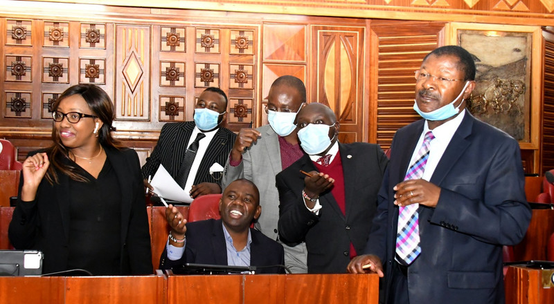 Hope for counties after Senate special committee agrees on revenue formula