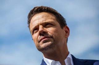 Trzaskowski: Mój ruch nie będzie konkurencją dla PO