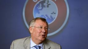 Sir Alex Ferguson zarobi krocie za... przemówienie