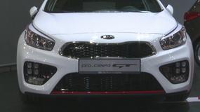 Kia pokazała rywala Golfa GTI (Motor Show 2013)