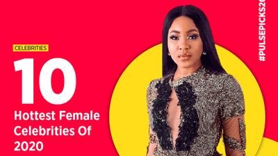 Top 10 hottest female celebrities of 2020 [Pulse Picks 2020]