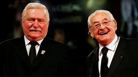 Lech Wałęsa o Andrzeju Wajdzie: odszedł człowiek wielki, wielki patriota
