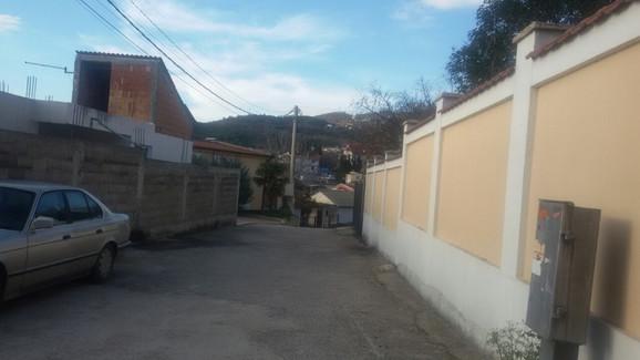 Ulica u kojoj se desio zločin
