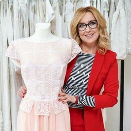 Suknia ślubna Agaty Młynarskiej ma nową właścicielkę. Kogo?