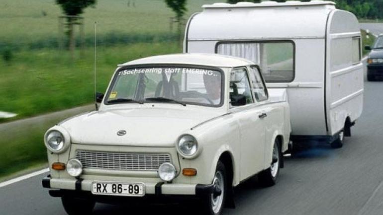 Trabant P601