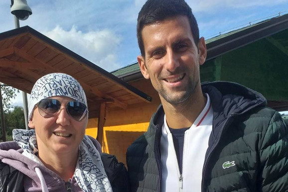 Zbog njenog muža je Đoković napadnut u BIH, a sada se oglasila poznata srpska sportistkinja: Da li treba da se ISTRAŽUJU svi sa kojima se druži, ponosni smo na prijateljstvo sa Novakom