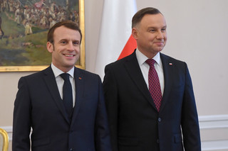 Szanse na zwiększenie wojskowej współpracy Warszawy i Paryża są niewielkie