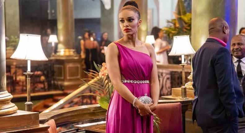 Africa's first Netflix original series 'Queen Sono' (Netflix)