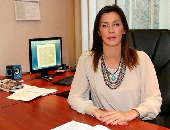 Sonja Božović, gradska sekretarka za inspekcijske poslove