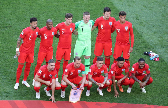 Englezi pred početak četvrtfinala