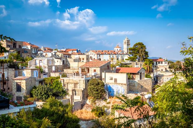 Lefkara, Cypr