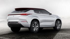 Mitsubishi GT-PHEV - tak będzie wyglądał następny Outlander?