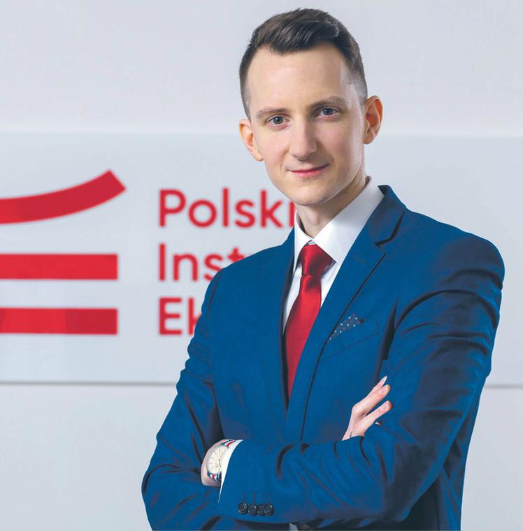 Andrzej Kubisiak, zastępca dyrektora do spraw badań i analiz w Polskim Instytucie Ekonomicznym  fot. Piotr Waniorek/mat. prasowe