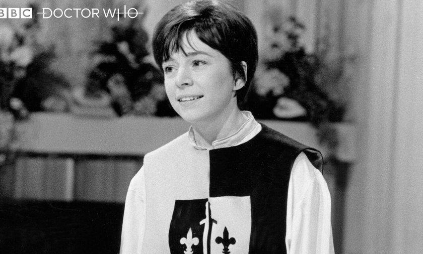 """Jackie Lane nie żyje. Miała 79 lat. Była jedną z gwiazd brytyjskiego serialu """"Doktor Who"""""""