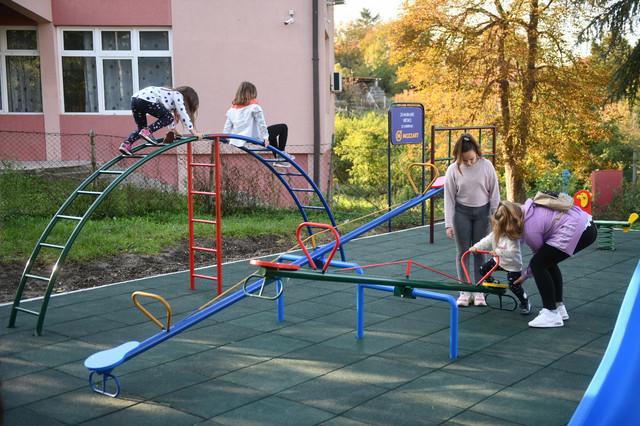 Igralište u Vrčinu
