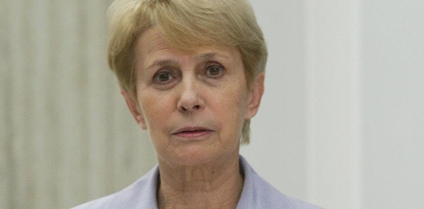 Iwona Śledzińska-Katarasińska szuka pomocy u Kopacz