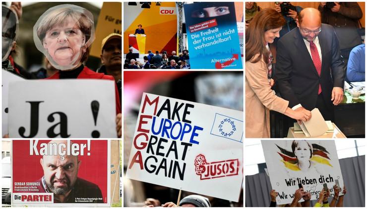 Rezultat slika za немачка избори
