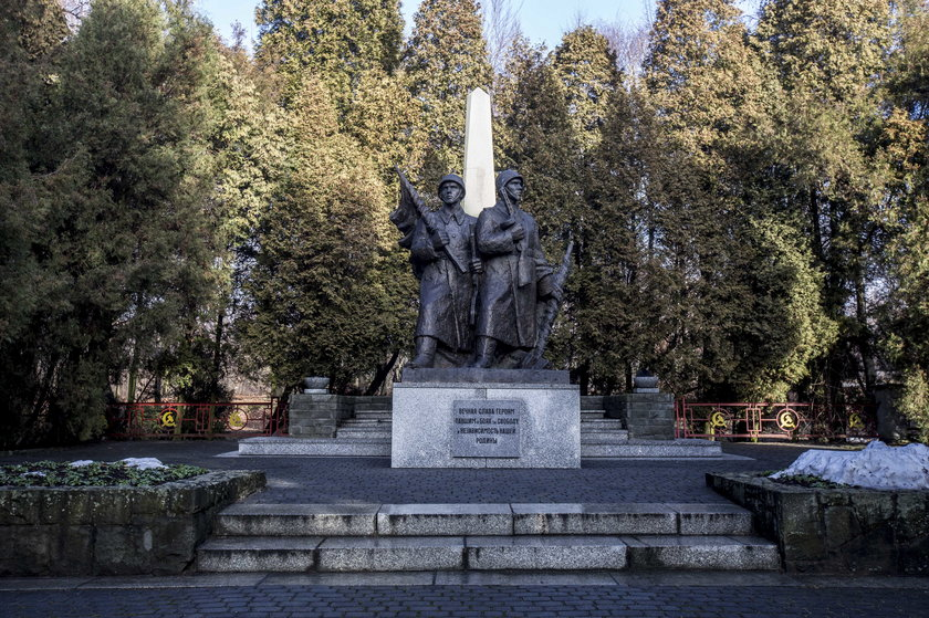 71 lat temu Armia Czerwona wkroczyła do Katowic