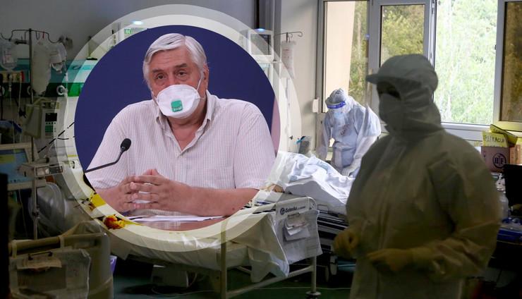 tiodorovic bolnica kombo RAS Tanjug Slobodan Miljevic, Oliver Bunic