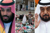 S Arabija i UAE kolaž