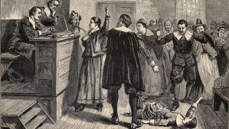 Procesy czarownic w Salem