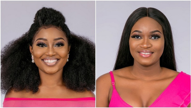 The housemates are finally getting the memo as to why a lot of people are watching the show as Thelma and Esther gets into a very heated argument [MultiChoice]