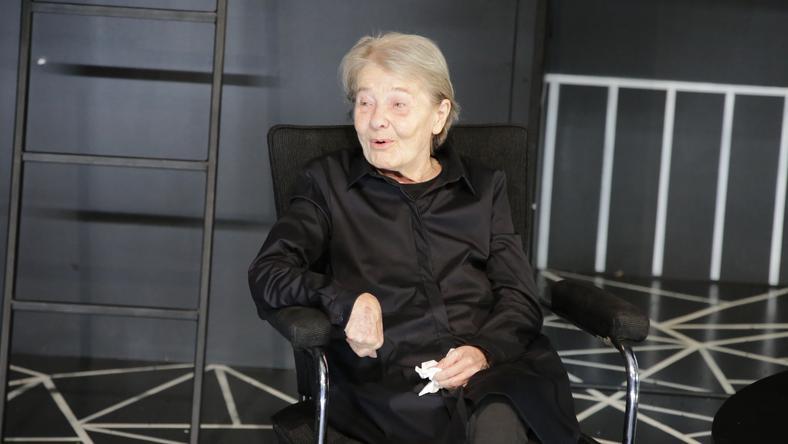 Kollégái és a velemiek is nagyon aggódnak a népszerű művésznő, Törőcsik Mari állapota miatt/Fotó:Grnák László