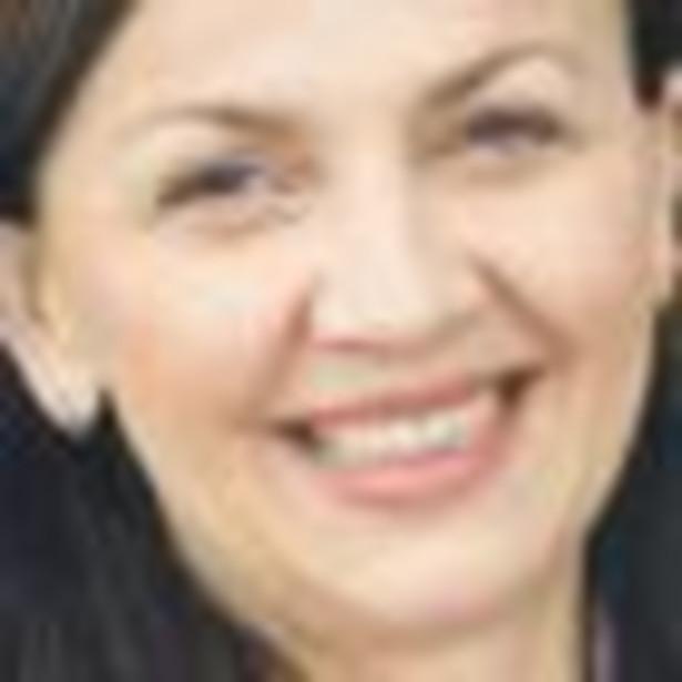 Olga Grygier-Siddons, prezes Pricewaterhouse-Coopers w Polsce, członek Instytutu Biegłych Rewidentów w Anglii i Walii Fot. Wojciech Górski