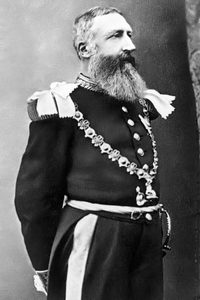 Vladavina: 1865 - 1909