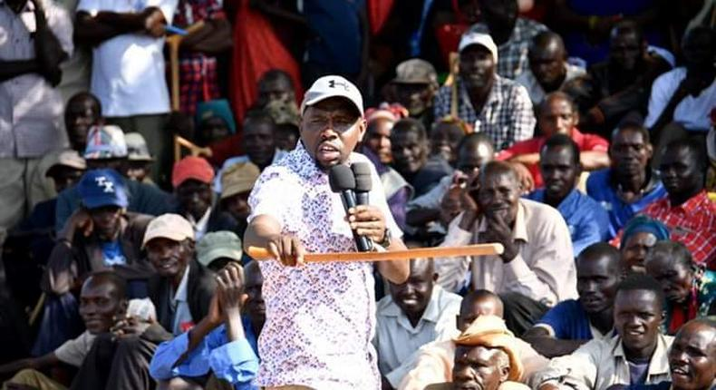 Murkomen involved in ugly confrontation with KTN presenter