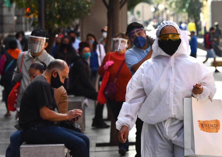 Meksiko Siti meksiko koronavirus