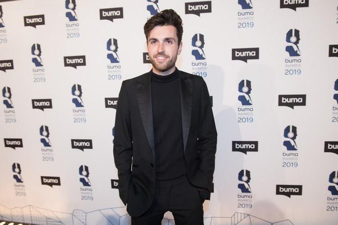 Dankan Lorens: da li se vama dopao njegov nastup na Evroviziji?