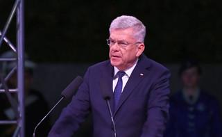 Karczewski: Przemówienie prezydenta Niemiec było 'moralnym zadośćuczynieniem'