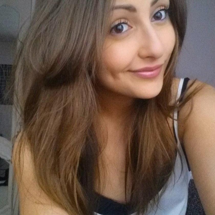 Amber Smith z Wielkiej Brytanii