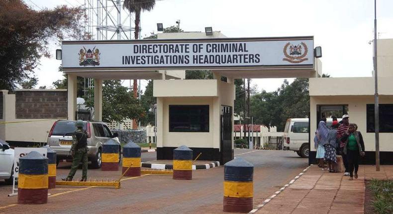 DCI headquarters
