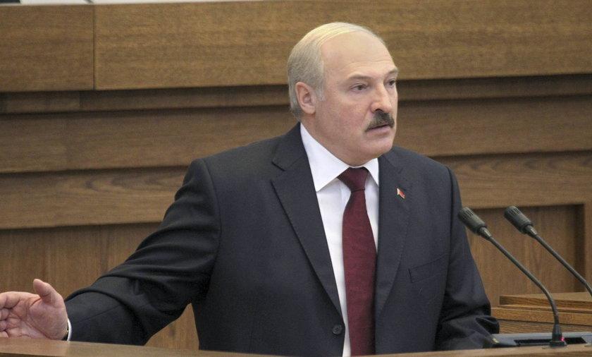 Komorowski i Łukaszenko w jednej loży?