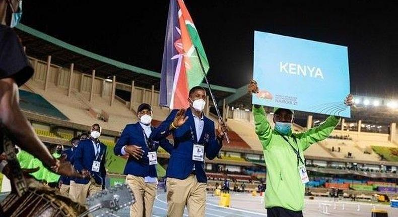Kenya dominated the U20 World Athletics Championships finishing with eight gold, two silver and six bronze medals.