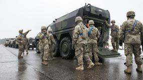 Onet24: konwój sił NATO wkrótce w Polsce