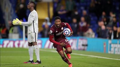 Kelechi Iheanacho enters Premier League record book with a goal against Chelsea