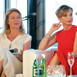 Zjawiskowa Katarzyna Sokołowska i inne gwiazdy na spotkaniu ze światowej sławy architektem