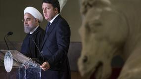 Dla prezydenta Iranu zasłonięto w Rzymie dzieła sztuki z golizną