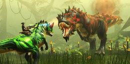 Dino Storm - dinozaury i dziki zachód